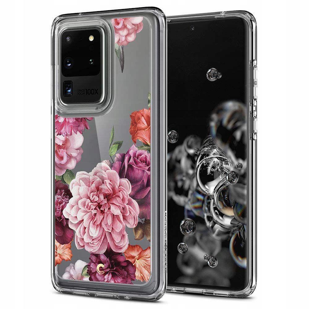 Spigen Ciel Galaxy S20 Ultra Rose Floral