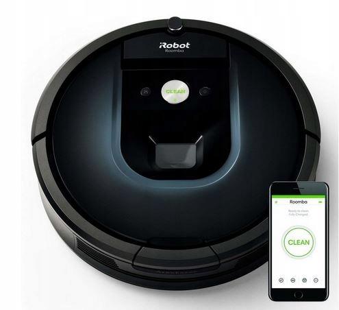 Odkurzacz Irobot Roomba 981 980 Robot Sprzatajacy 8262696432 Oficjalne Archiwum Allegro