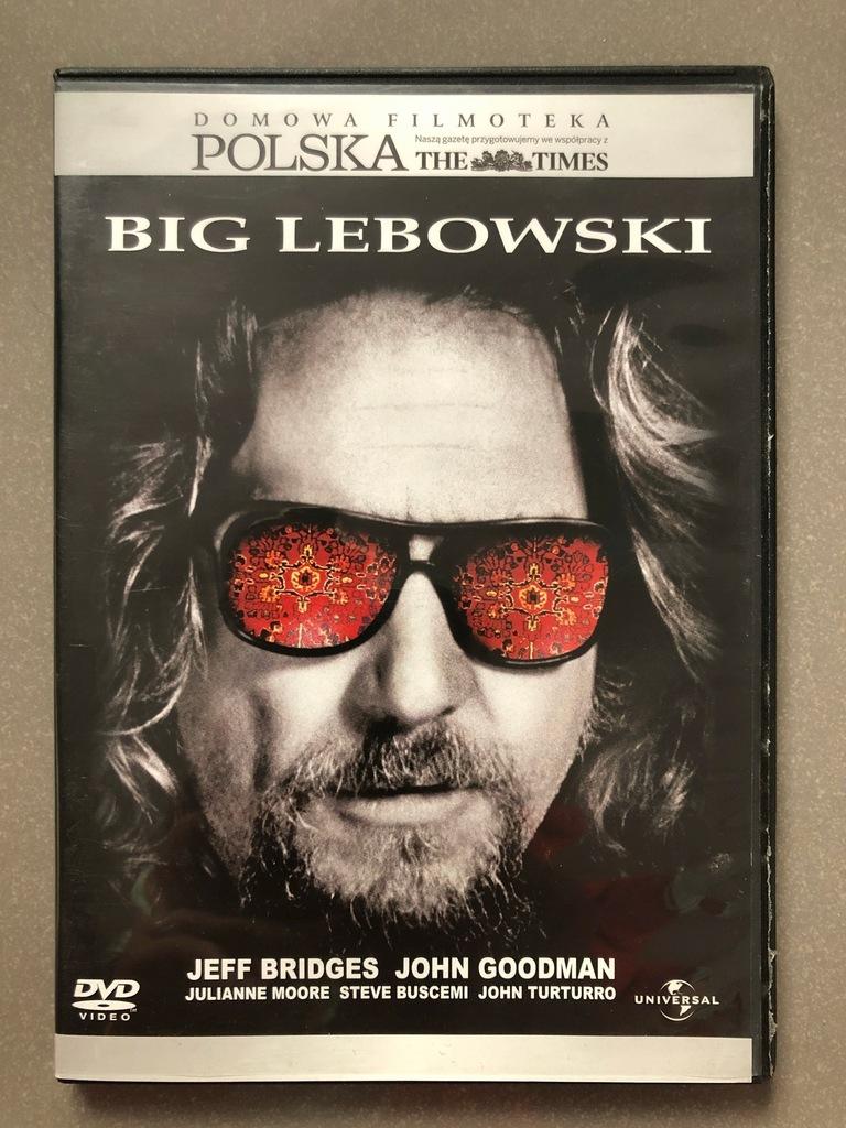 Big Lebowski - film DVD lektor napisy PL