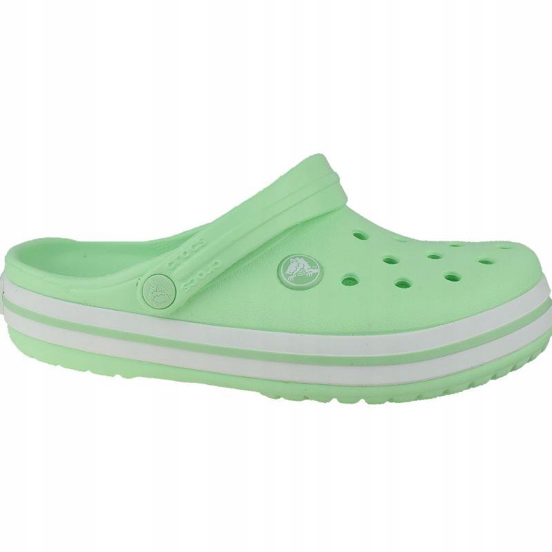 Klapki Crocs Crocband Clog K Jr 204537-3TI 28/29
