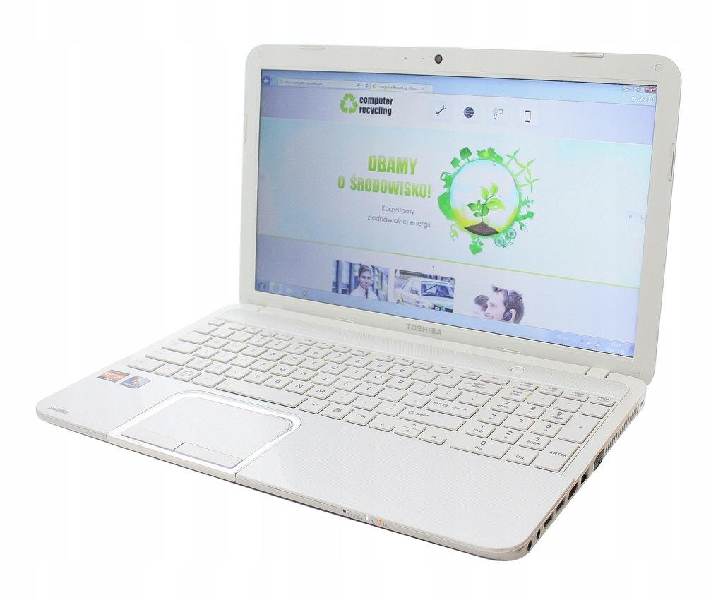 TOSHIBA SATELLITE L850D A6-4400M 4GB/128SSD 43209