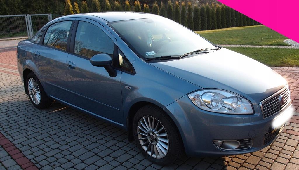 Fiat Linea DYNAMIC 1,6D PRYWATNIE od właściciela