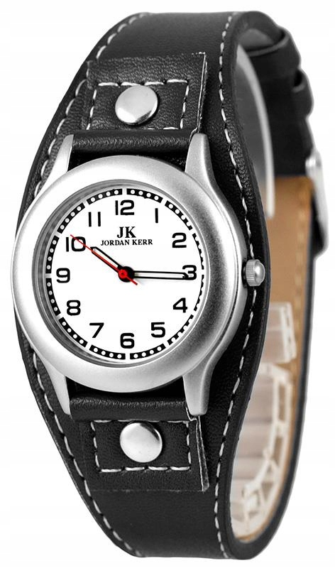 Zegarek Dla Dziecka Jordan Kerr Skórzana Podkładka