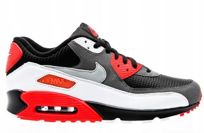 Buty Nike Air Max 90 Czarne 725233 006 8217646134