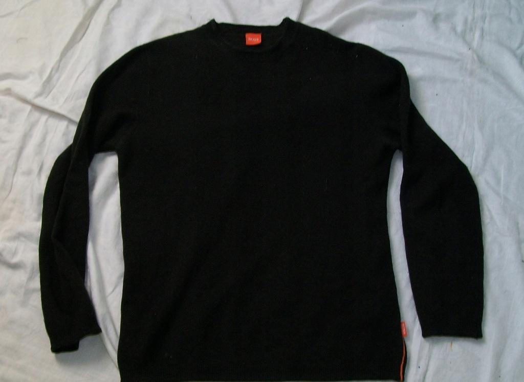 Hugo Boss orange sweterek m