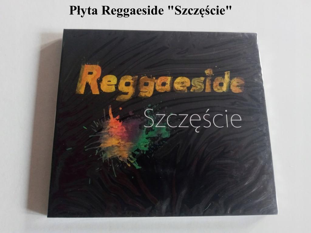 """Płyta """"Szczęście"""" Reggaeside"""