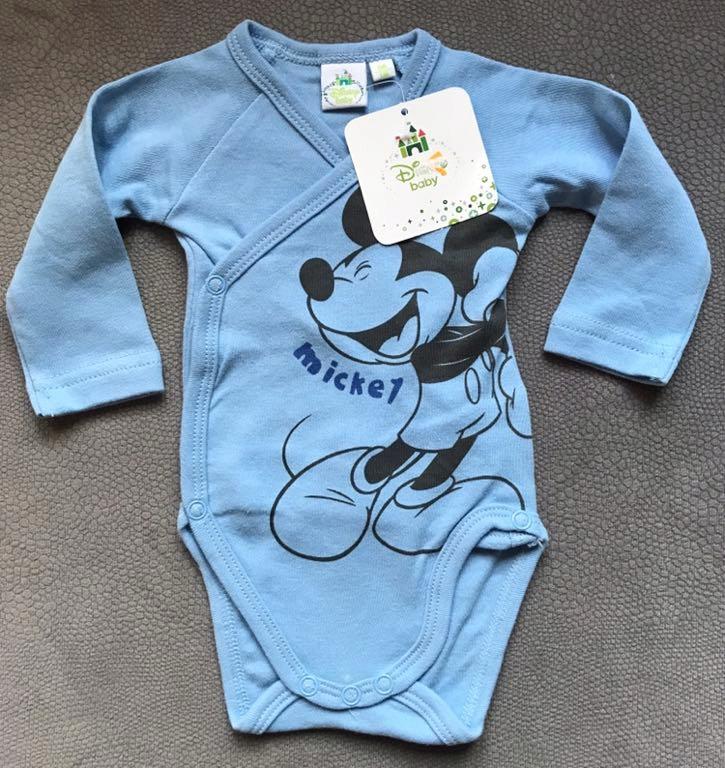 Disney Baby body 56 cm nowe myszka mickey