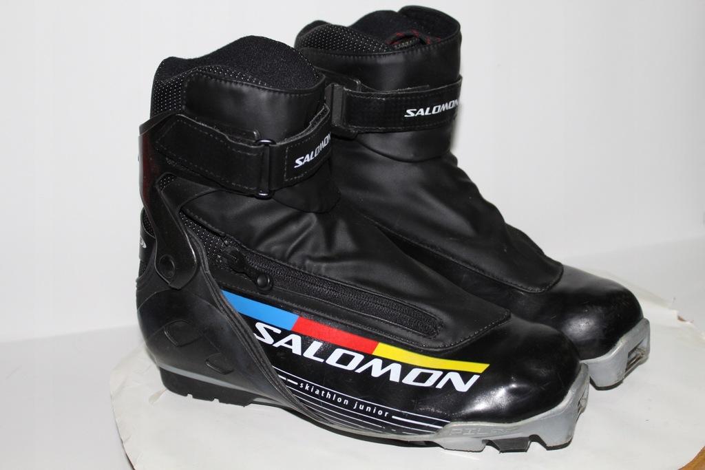 Buty biegowe Salomon Skiathlon Junior