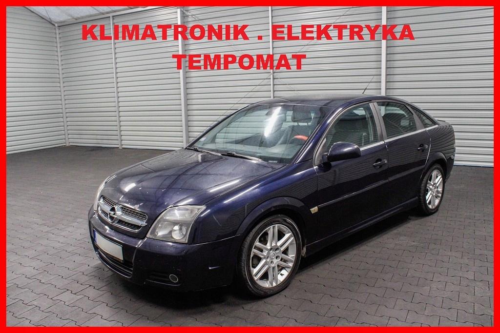Opel Vectra Gts Klimatronik Skora 10028974781 Oficjalne Archiwum Allegro