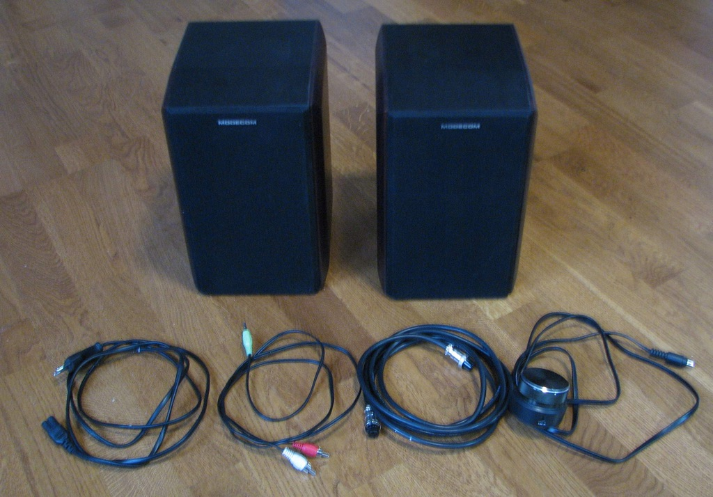 Głośniki Modecom MC-SHF56U stereo 56W
