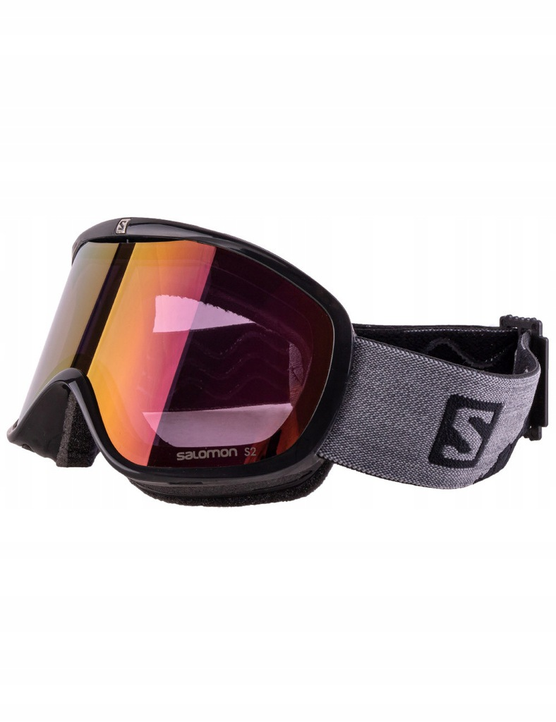 Gogle Salomon Sense, snowboardowy_pl