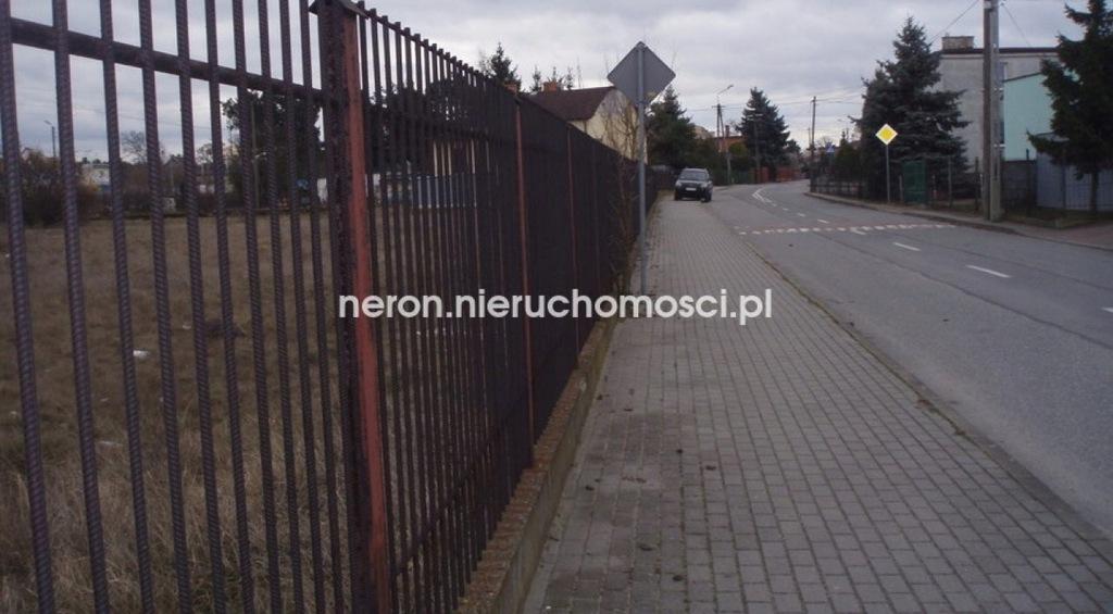 Działka, Brzoza, Nowa Wieś Wielka (gm.), 4222 m²