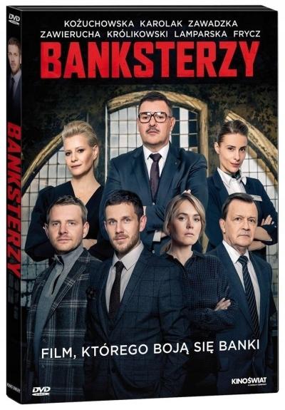 BANKSTERZY [DVD]