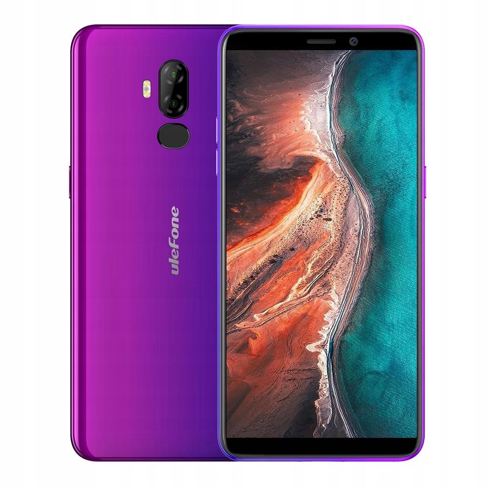 Ulefone P6000 Plus 3/32GB Android 9 6350mAh 6'' T
