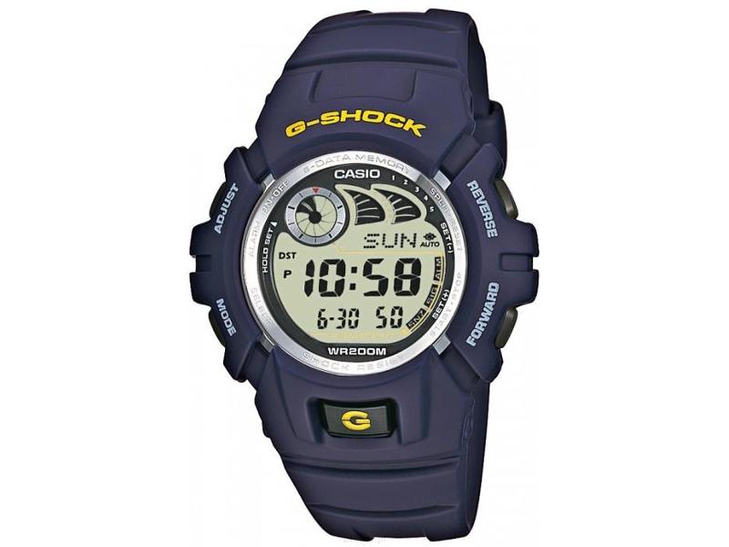 CASIO G-Shock G-2900F-2VER Gwar.3+3L, serwis PL