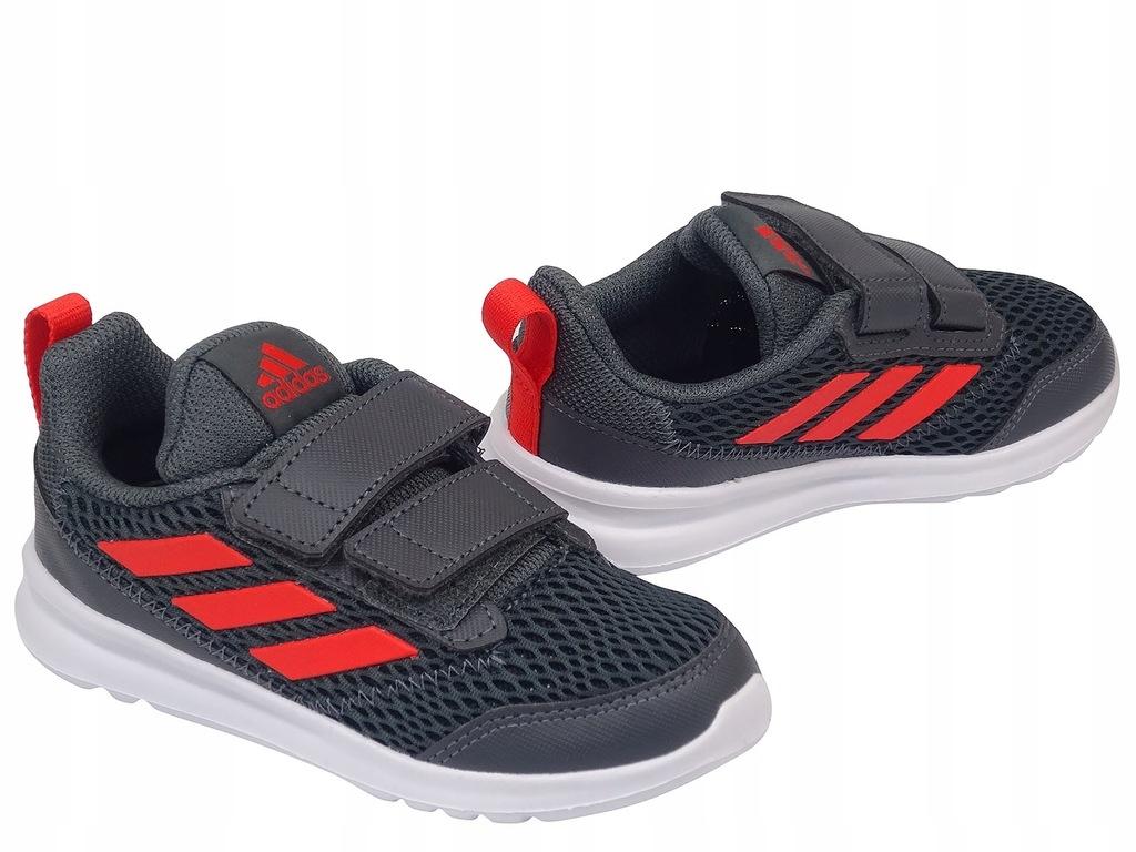 adidas altarun bd8001 buty dziecięce na rzepy 2019