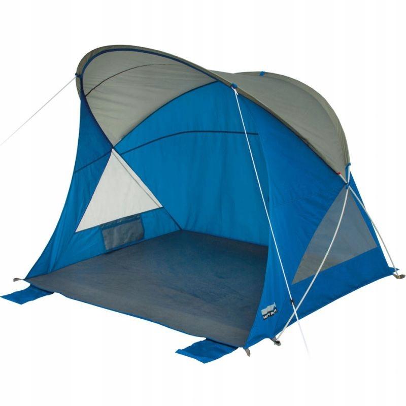 Namiot Plażowy High Peak Sevilla niebiesko szary 1
