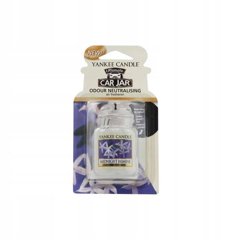 Car Jar Ultimate zapach samochodowy Midnight Jasmi