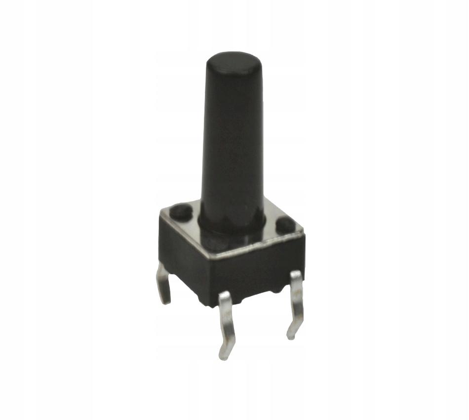 TACT MICRO SWITCH MIKROPRZYCISK h-15mm 6x6 10szt
