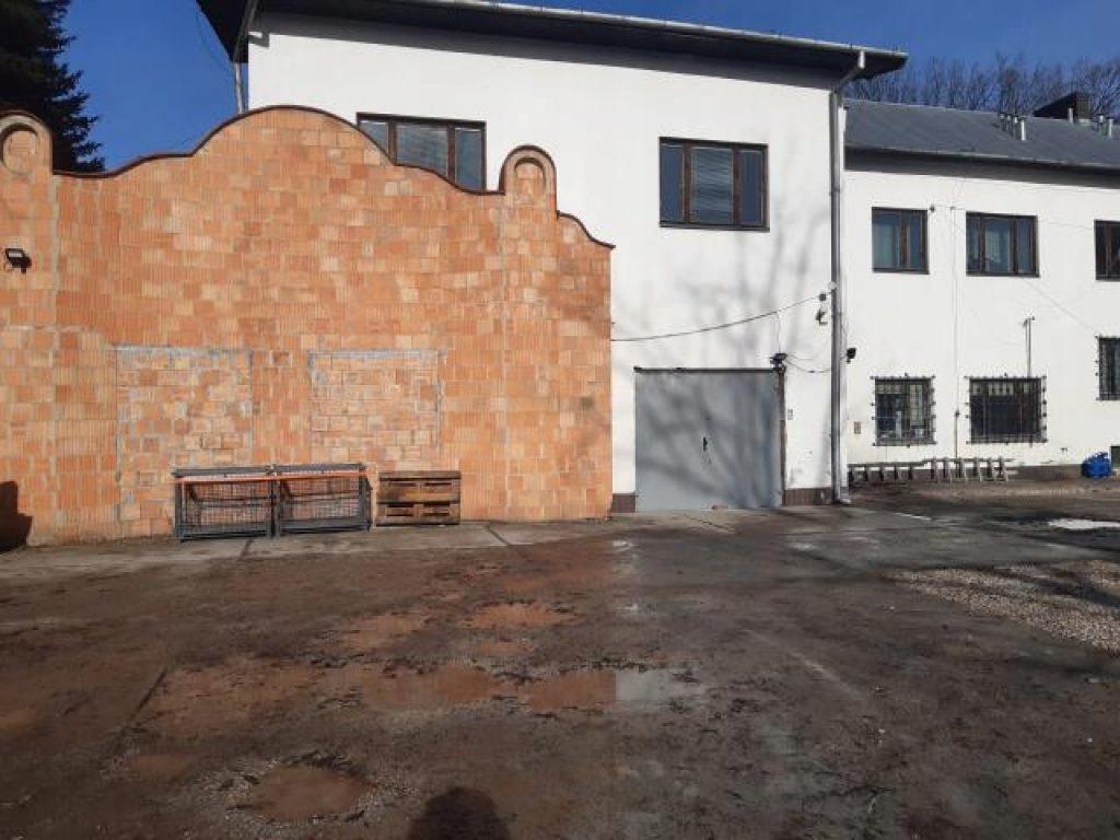 Magazyny i hale, Zielonka, 1000 m²