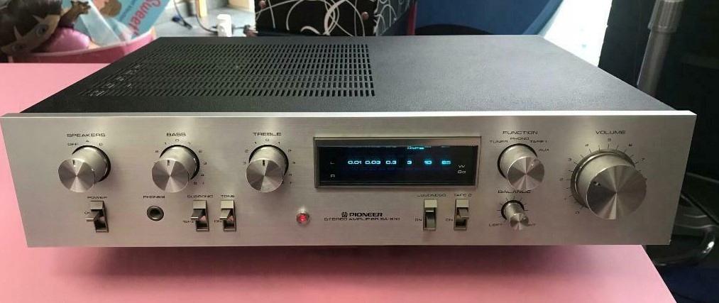 Pioneer SA 610 / Wzmacniacz