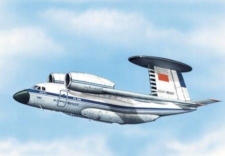 EE 28805 - 1/288 Antonov An-71 Russian AWACS