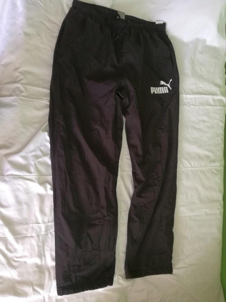 Puma spodnie dresowe XXL bdb