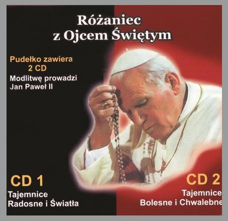 Różaniec Z Ojcem świętym Janem Pawłem Ii 7705857293 Oficjalne Archiwum Allegro
