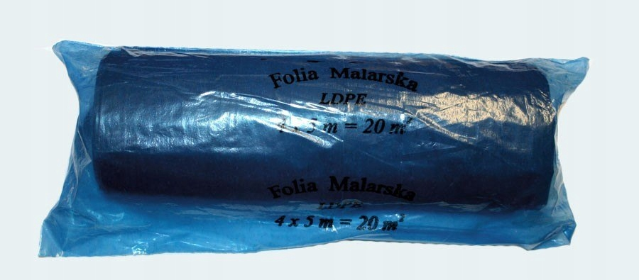FOLIA MALARSKA 4*5M GRUBA