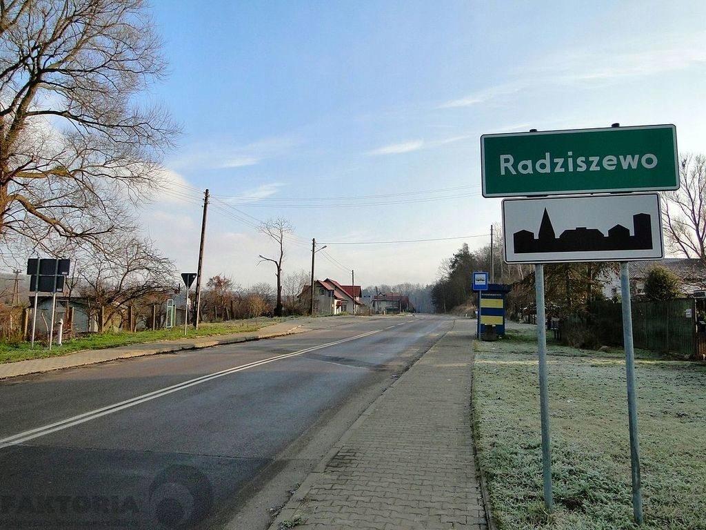 Działka, Radziszewo, Gryfino (gm.), 4733 m²