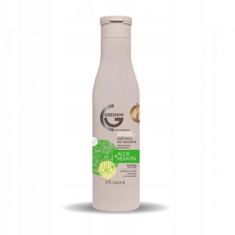 Aloe & Keratin Conditioner odbudowująca odżywk