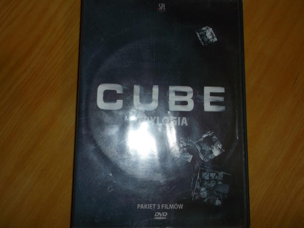 Cube trylogia