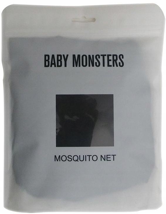 LEKKA MOSKITIERA DO WÓZKA GLOBE BABY MONSTERS