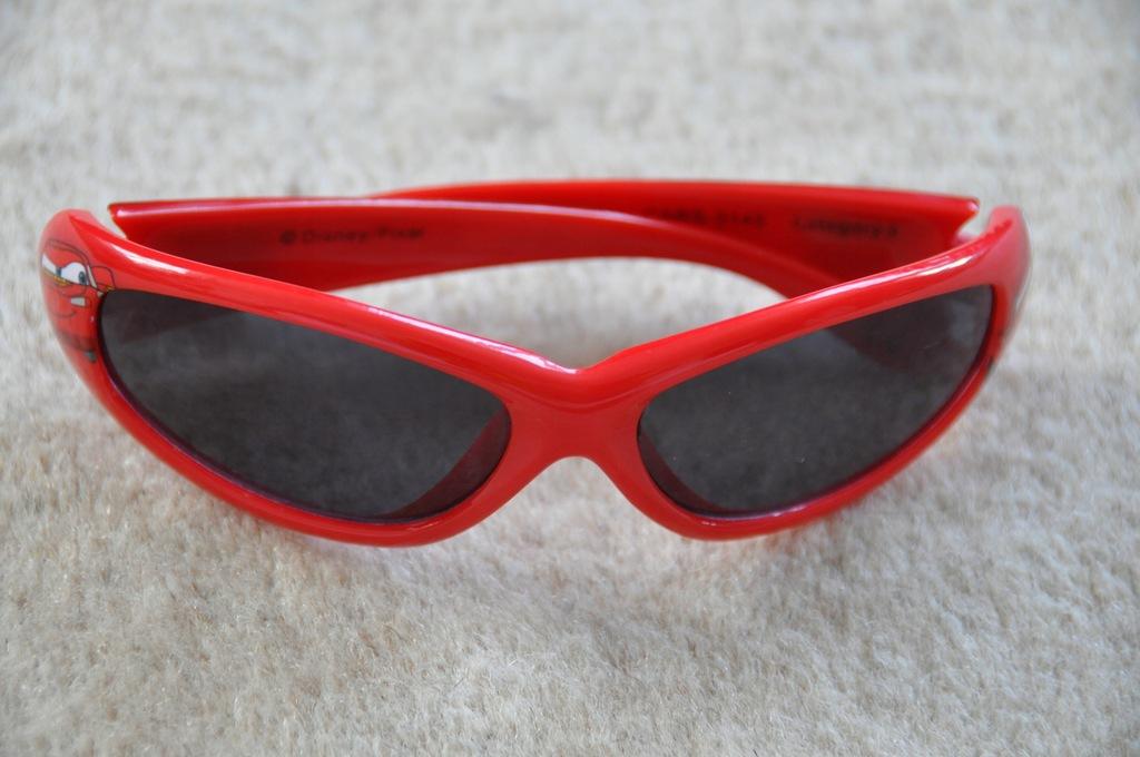 okulary przeciwsłoneczne chłopięce CARS Auta uv400