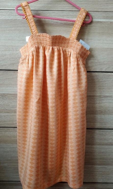 C&A sukienka na ramiączkach r.128