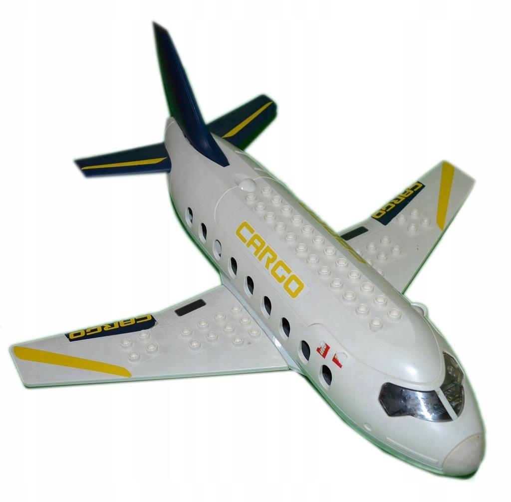 Lego DUPLO samolot pasażerski
