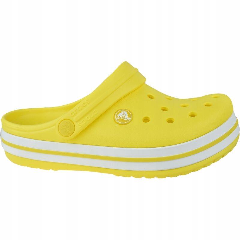 Klapki Crocs Crocband Clog K Jr 204537-7C1 28/29