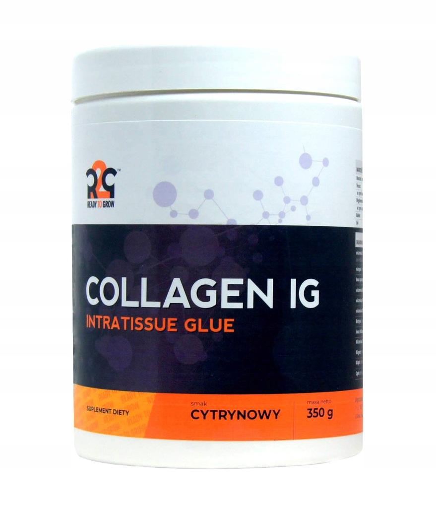 R2G Collagen kolagen stawy skóra włosy paznokcie