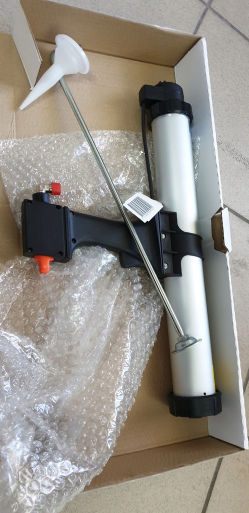 Cox Pistolet AIRGUN MK-5 P600 Den Braven