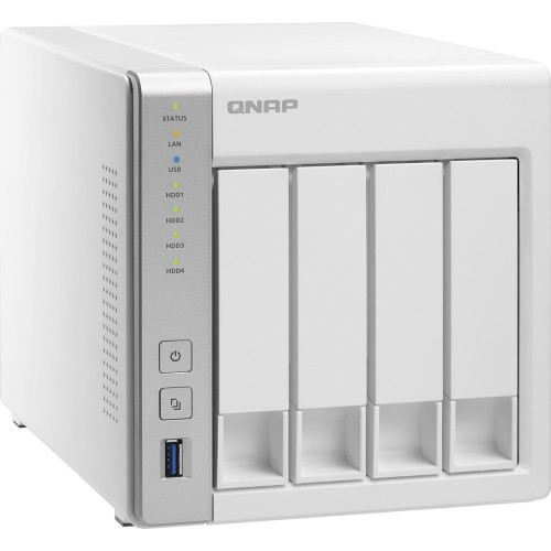 TS-431P 4x0HDD 1GB Alpine AL-212 2x1.7Ghz 2xGbE