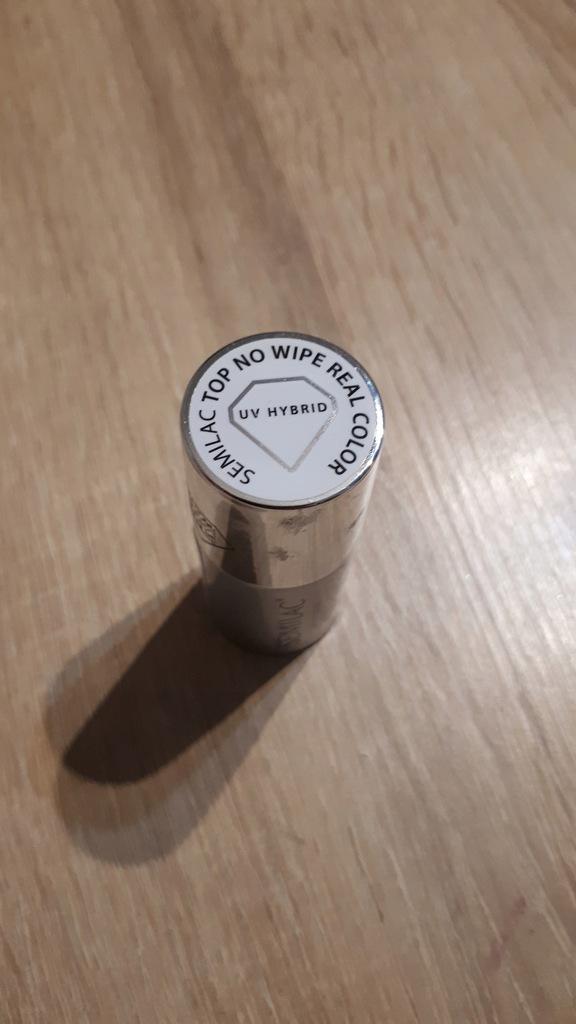 Semilac Top No Wipe Real Color 7ml preparat