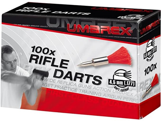Umarex 0.177 rzutki do pistoletu samoobrona 100szt