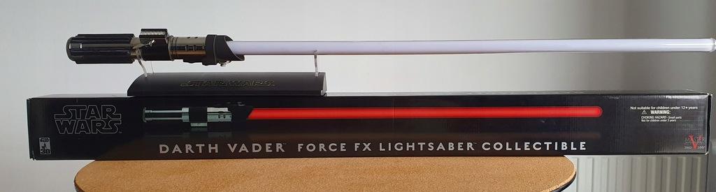 Replika miecza świetlnego Darth Vader - UNIKAT