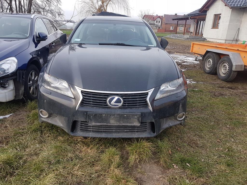 Lexus Gs 450h Przekladka Anglik Europa 7836572131 Oficjalne Archiwum Allegro