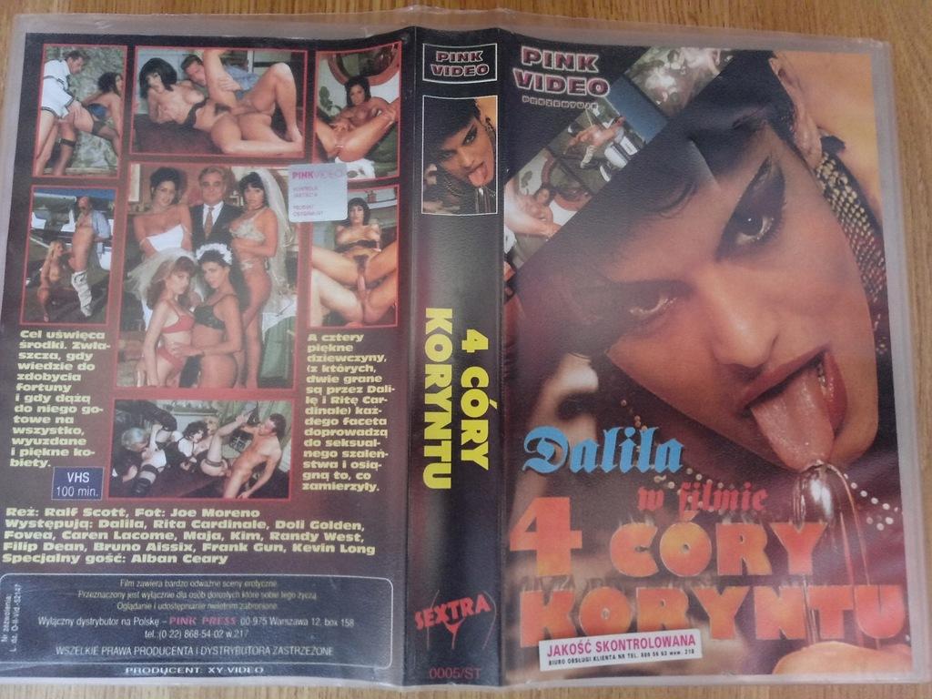 Zabronione filmy erotyczne