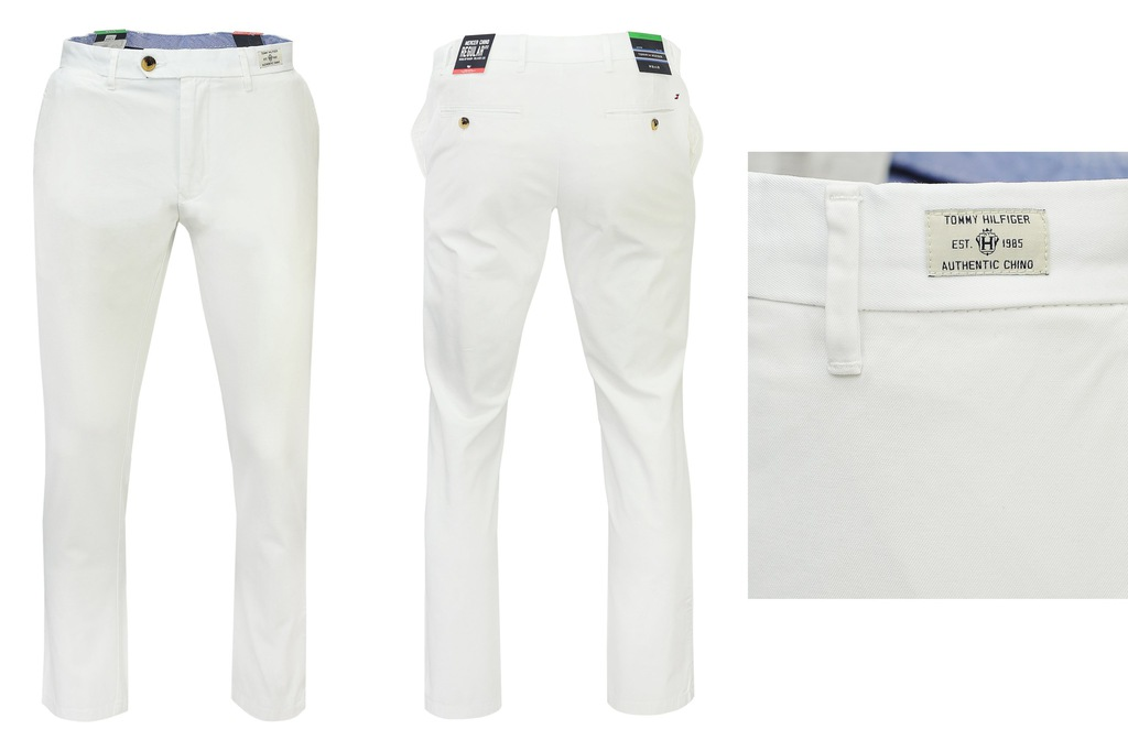 TOMMY HILFIGER MERCER CHINO REGULAR FIT 32/32