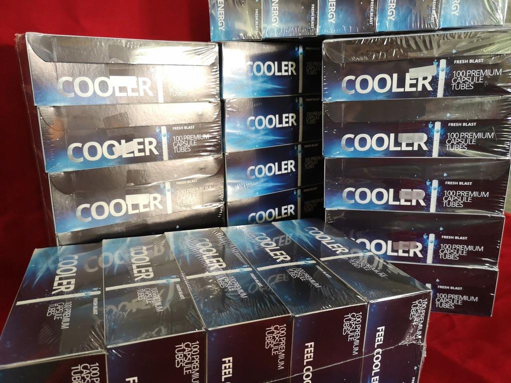 Gilzy Click Kapsulka Cooler Mieta Tanio 3 50zl 7815709291 Oficjalne Archiwum Allegro