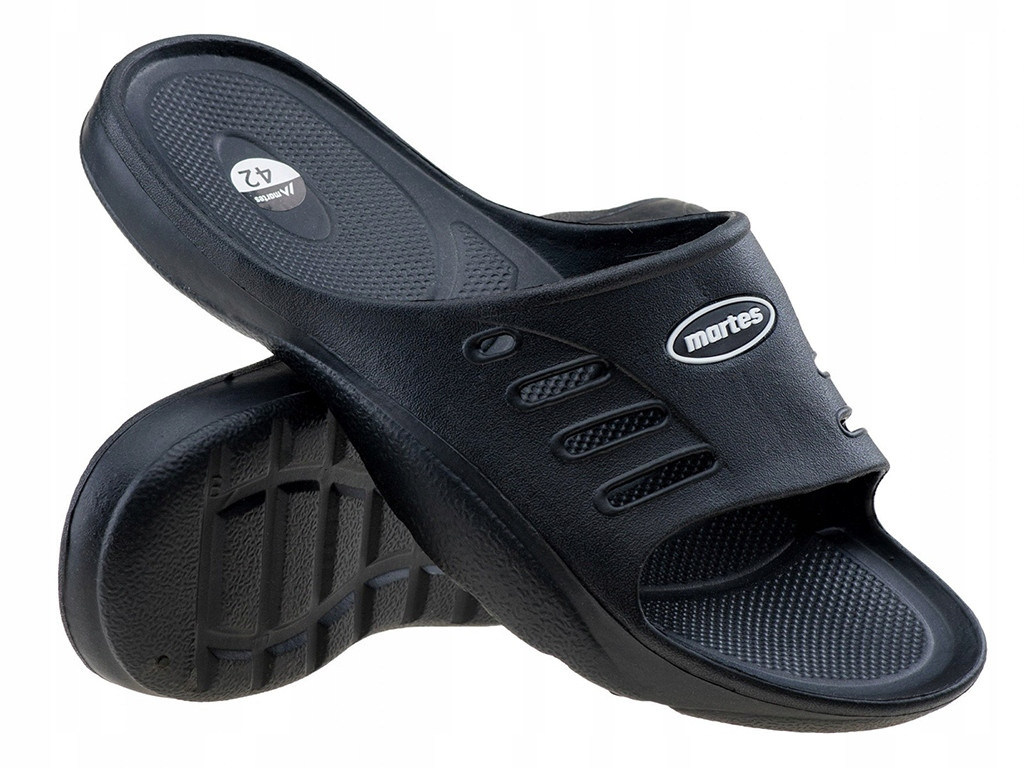 Klapki męskie na basen ogrodowe buty na plażę r 45
