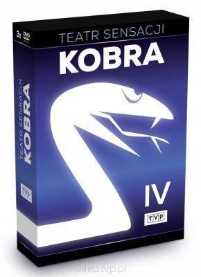 Kobra IV. Kolekcja (3 DVD)