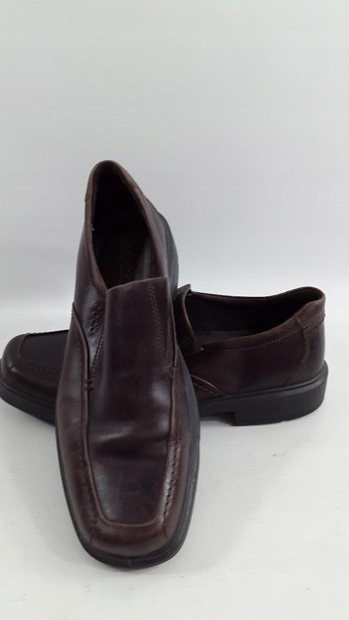 Męskie Pantofle Wsuwane Ecco R.44